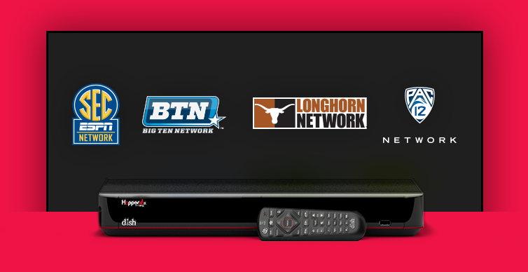 DISH College Sports TV Packages - Ravenna, Ohio - Dish Satellite TV - DISH Authorized Retailer