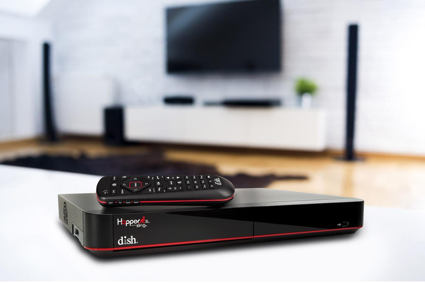 The Hopper - DVR with 4K ultra HD resolution  - Ravenna, Ohio - Dish Satellite TV - DISH Authorized Retailer